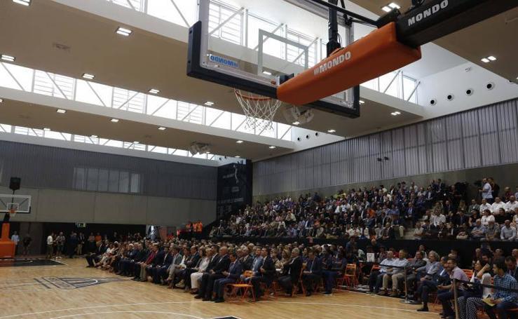 Fotos de l'Alqueria del Basket