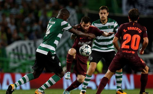 Con el mono de trabajo también gana el Barça