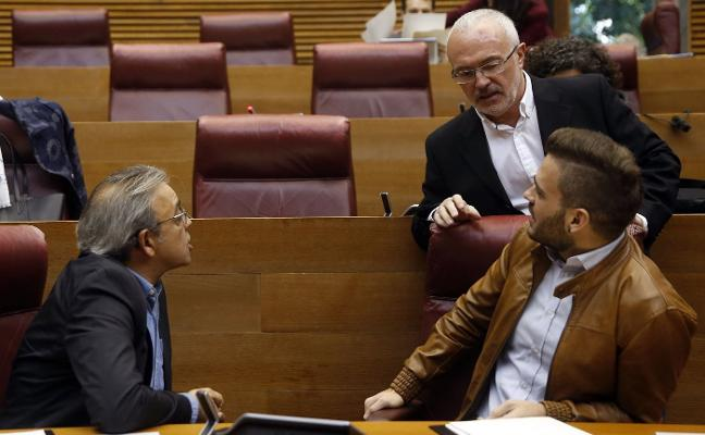 El Constitucional decidirá si la ley para forzar a Barberá a que dejara el Senado es válida