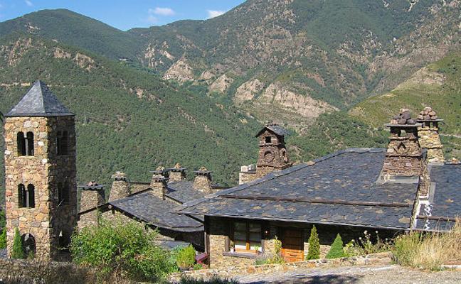 Andorra, debilidad por el entorno y amor por los Pirineos