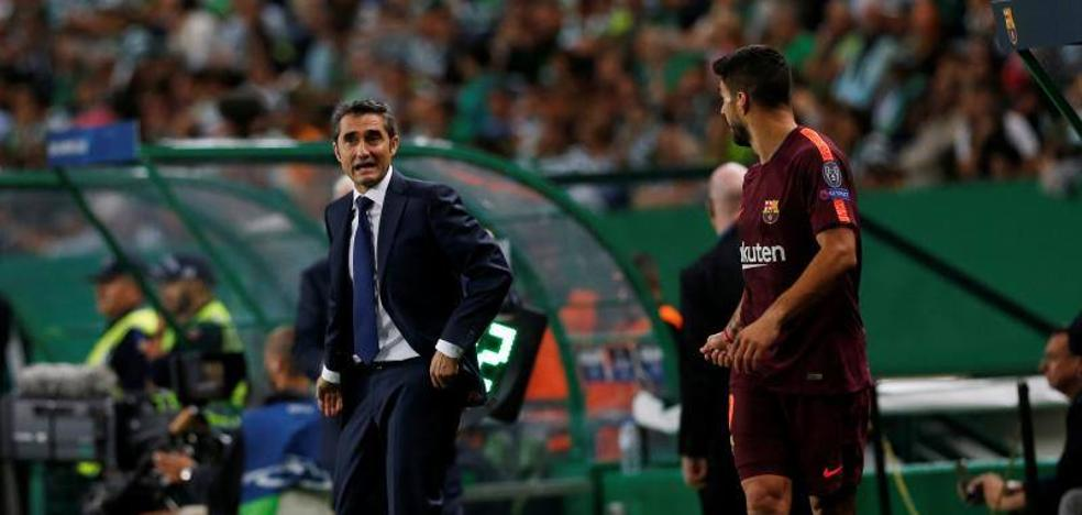 El Barça se pasa al resultadismo