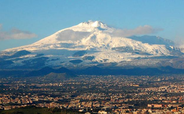 Monte Etna - Messina (Italia)