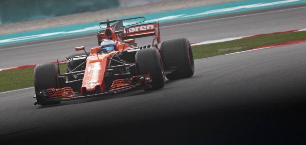 Malasia, el amor de juventud de Fernando Alonso