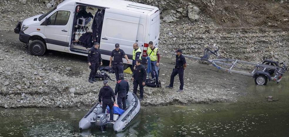 Confirman que los cadáveres de Susqueda son de los dos desaparecidos