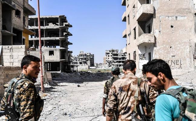 El Daesh ha asesinado a 4.954 personas en Siria desde que anunció su califato en 2014