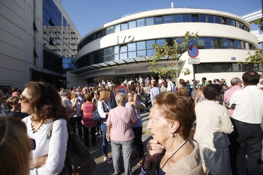 El IVO aplaza la decisión del acuerdo con Sanidad para tratar a los enfermos de cáncer
