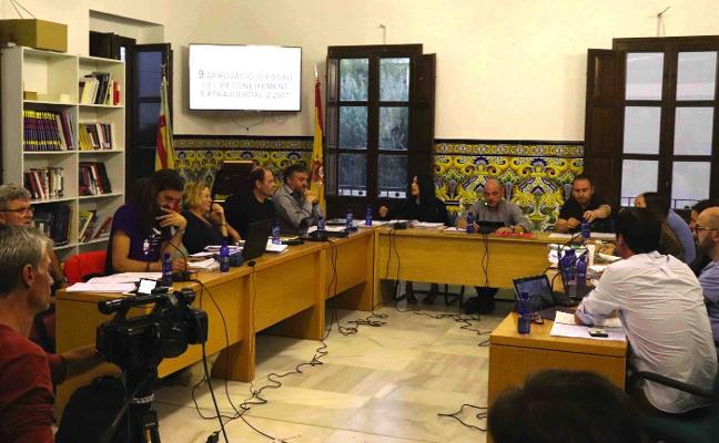 El Ayuntamiento de Rocafort convierte en zona 30 todas las calles de la localidad