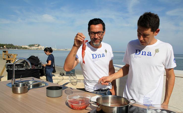 Fotos del festival gastronómico de Dénia