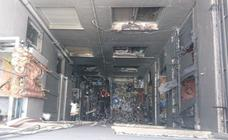 Un incendio afecta a 10 viviendas en un edificio de Picassent