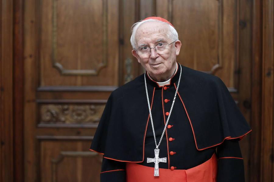 El arzobispo Cañizares reza por la «reconciliación y la unidad» en su homilía