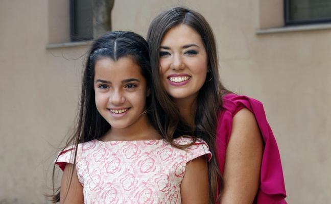Marta Sobrino, candidata a fallera mayor de Valencia 2018: «Sé transmitir mi amor por la fiesta y tengo los pies en la tierra»