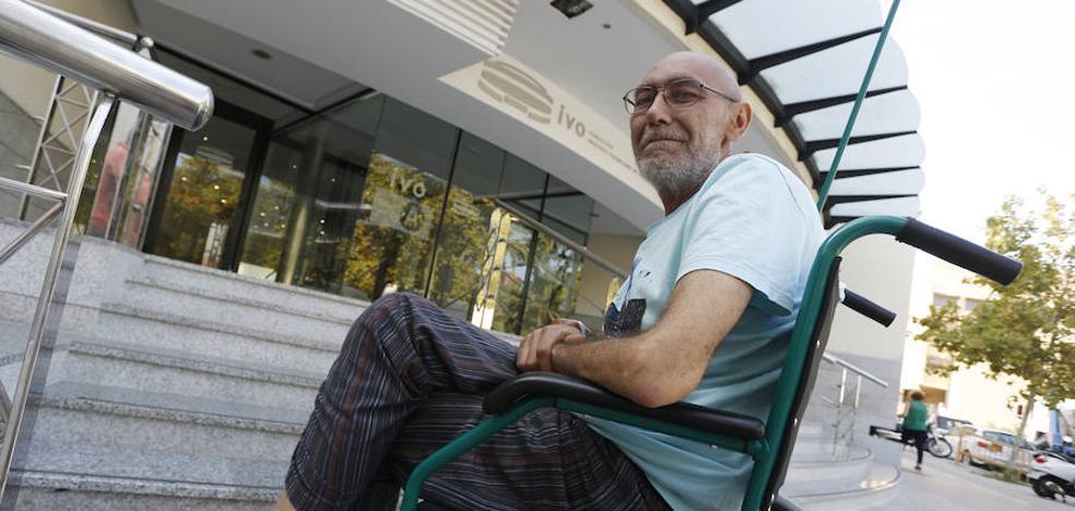 Pacientes de cáncer valencianos relatan sus casos