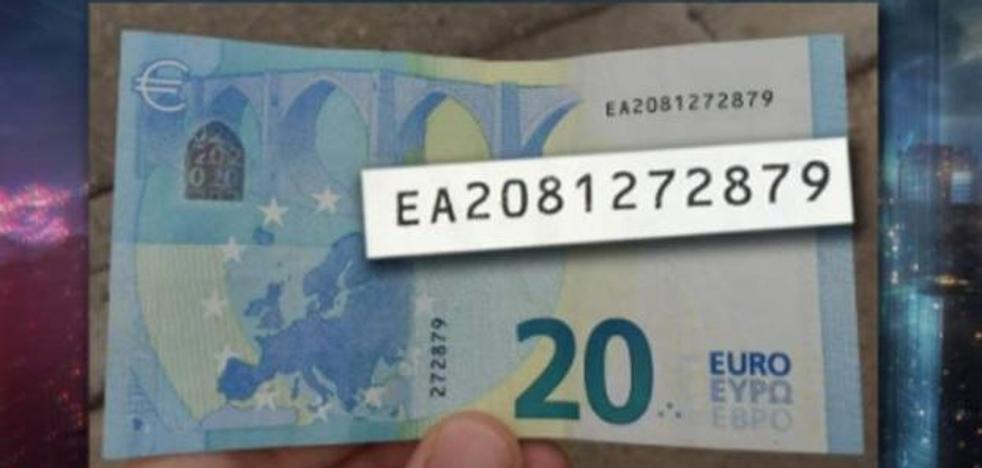 ¿Qué ha pasado con el billete de 20 euros de 'El Hormiguero'?