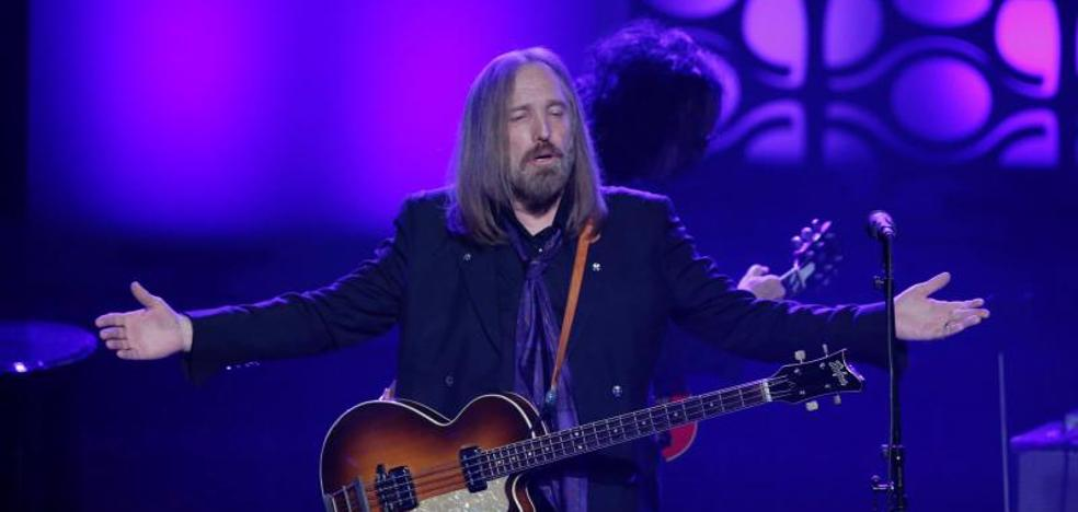 Fallece el rockero Tom Petty a los 66 años