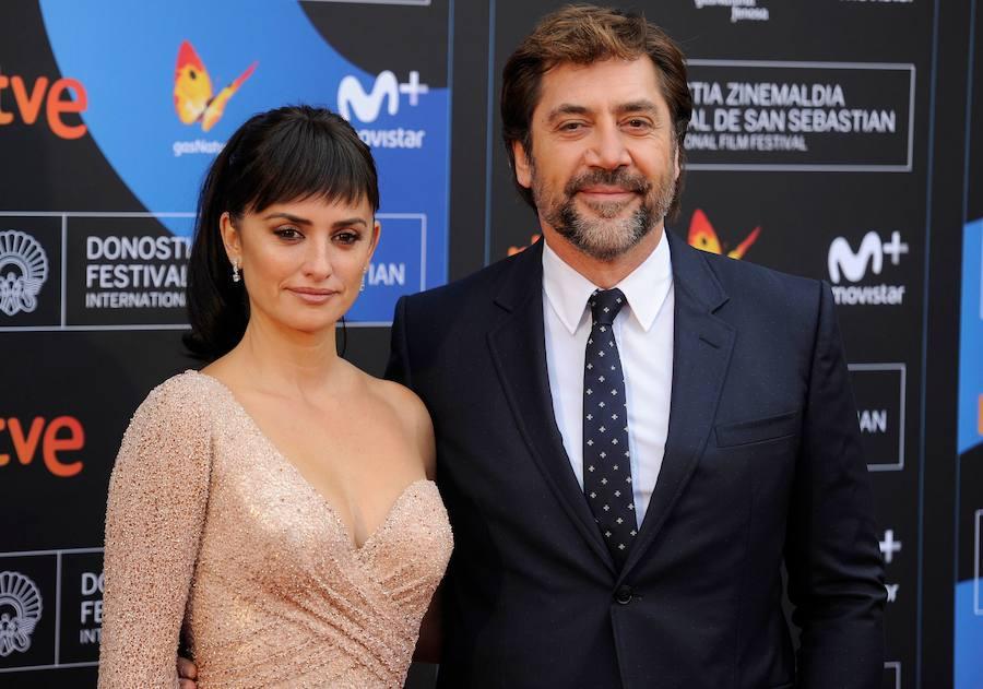 """Fotos de la presentación de la película sobre Pablo Escobar """"Loving Pablo"""" en San Sebastián"""