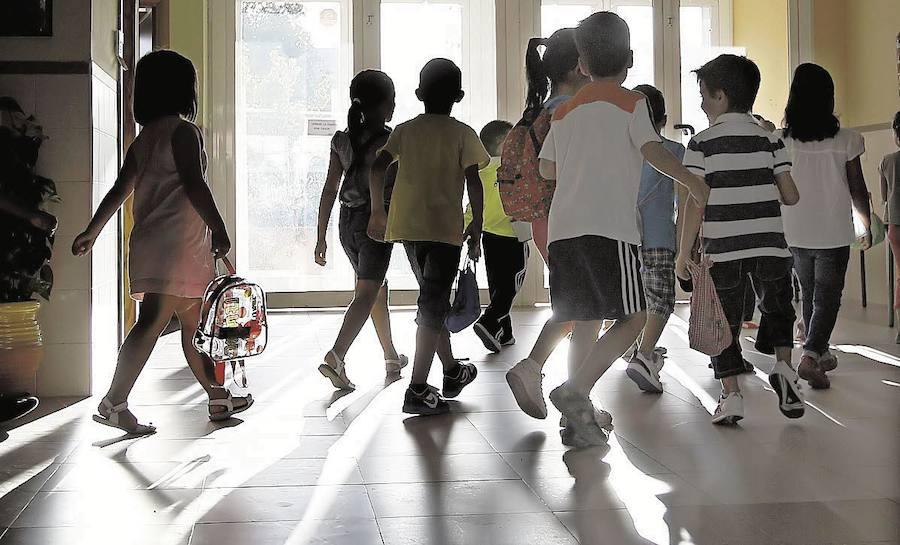 El Ayuntamiento de Valencia concede 370.000 € en ayudas para material escolar de alumnos del segundo ciclo de Infantil