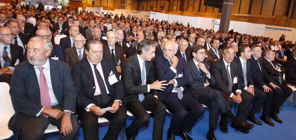 Clamor empresarial por el corredor mediterráneo