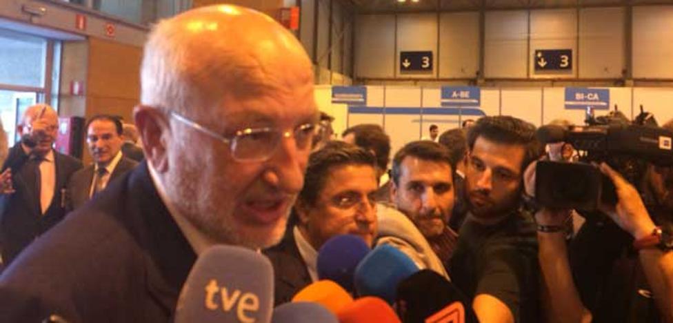 Juan Roig, sobre Cataluña: «Como español estoy preocupado y asustado»