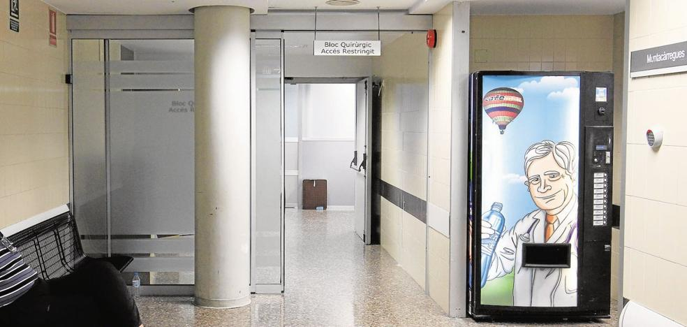 El Hospital Clínico de Valencia precisa obras de refuerzo tras las catas realizadas al hallar aluminosis