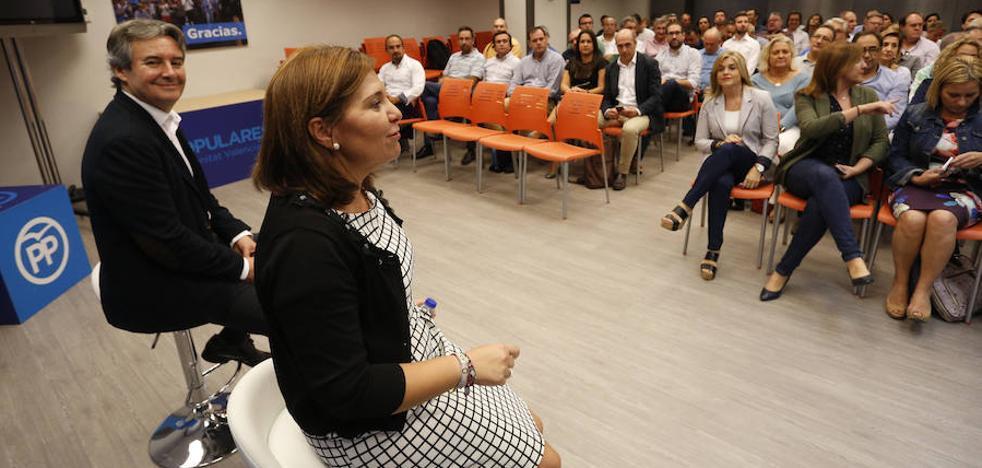 El presidente de la gestora descarta ser candidato a la alcaldía de Valencia