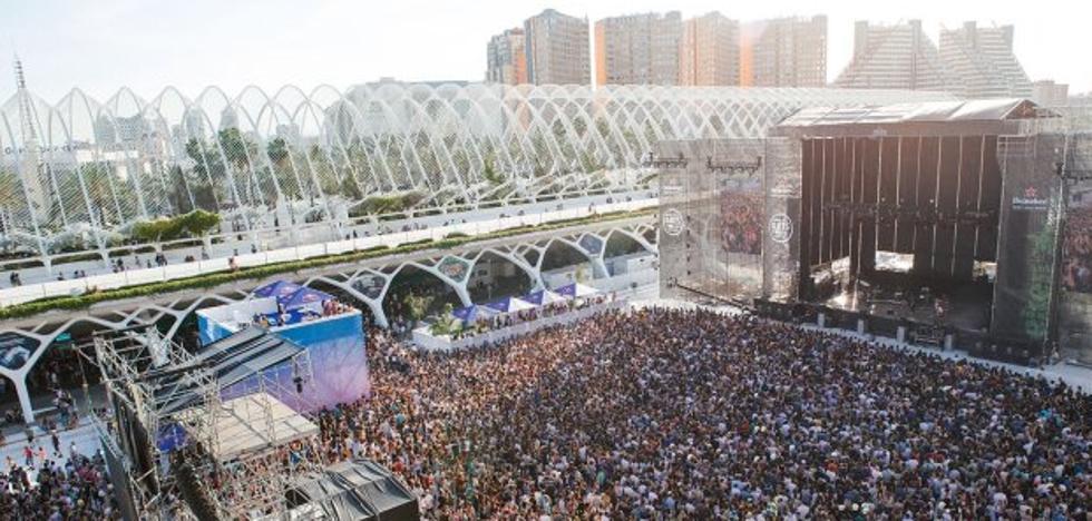 ¿Cuándo salen a la venta las entradas del Festival de les Arts 2018?