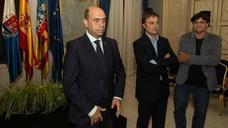 Gabriel Echávarri responde al ultimátum de Compromís y dice que seguirá presidiendo los plenos