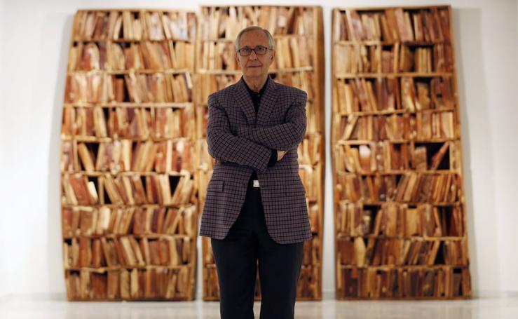 Fotos de Manuel Valdes en el Centro Cultural Bancaja