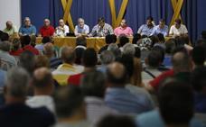 Los presidentes de falla quieren que Fuset vuelva a las asambleas sin condiciones