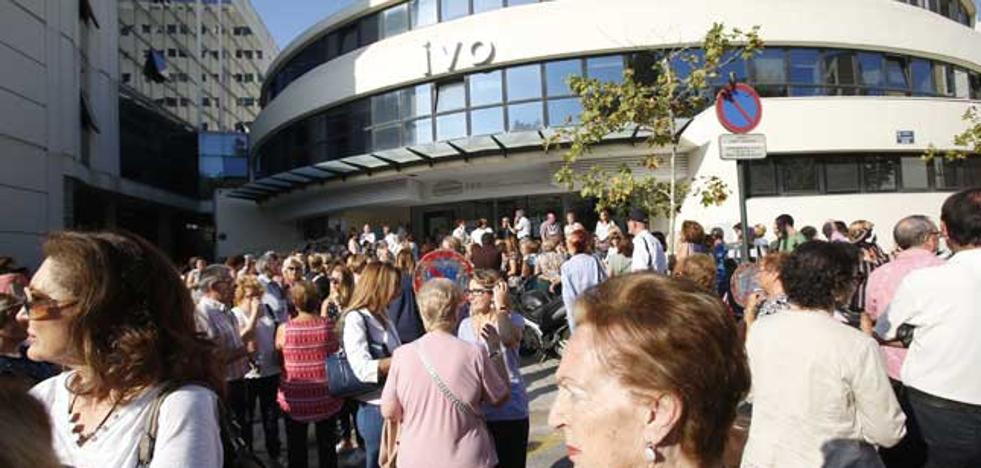 El IVO firma el acuerdo con la Conselleria de Sanidad
