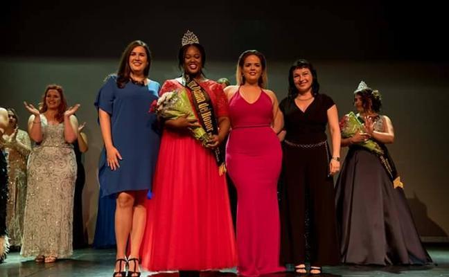 Una valenciana, Primera Dama de Honor en Miss España Tallas Grandes 2017