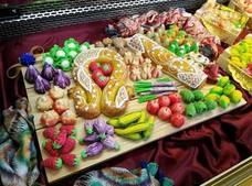 Fotos del concurso de dulces de Sant Donis