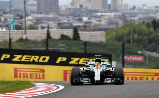 Lewis Hamilton, un hombre récord