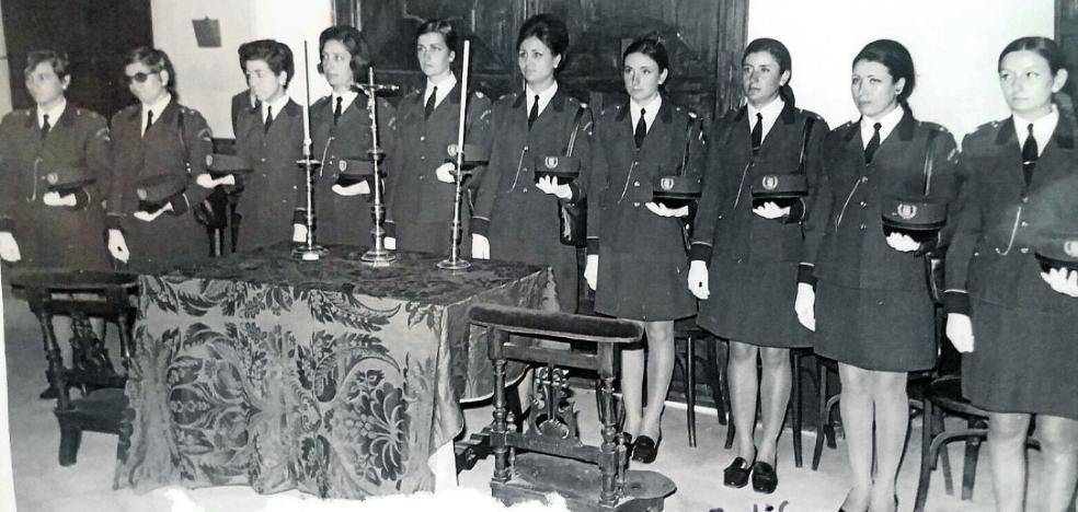 Mujeres en guardia