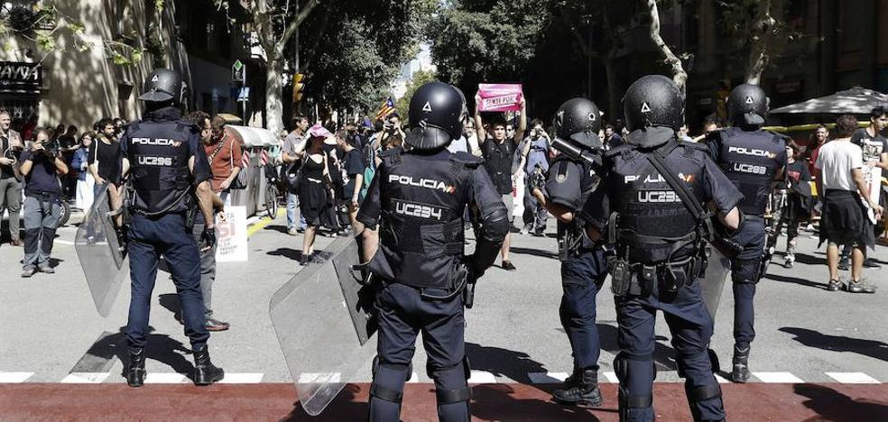 El PP presenta una moción de apoyo a la Policía y Guardia Civil