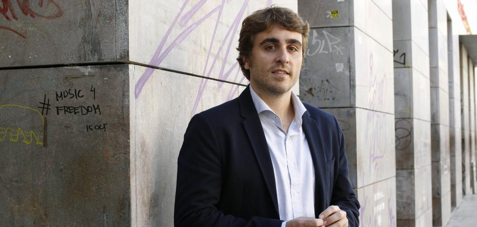 Pablo Rus: «La Jove Orquesta debería encontrar más conexión con el Palau de les Arts»