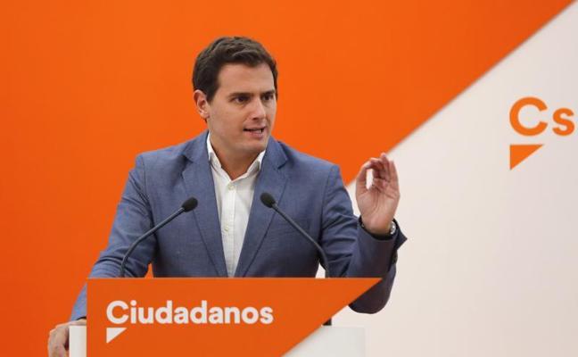 Rivera insta «por enésima vez» al Gobierno a aplicar ya el artículo 155