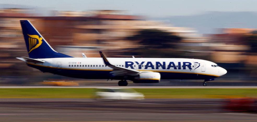 Ryanair cancela mañana vuelos en Valencia debido a la huelga de controladores en Francia