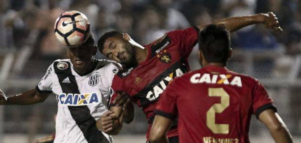 Detienen a un jugador del Sport Recife acusado de agredir a su expareja