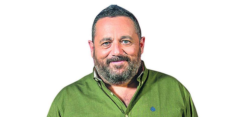 Pepón Nieto: «Me han tirado platos a la basura»