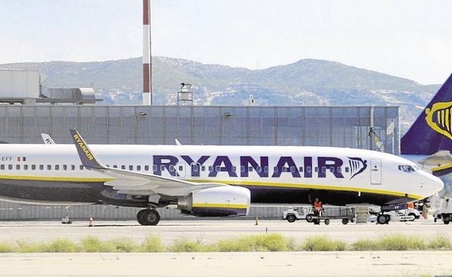 Cuatro vuelos cancelados en Valencia y Alicante por la huelga de controladores de Francia