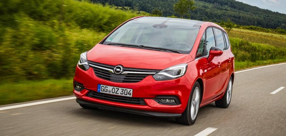 Opel Zafira, con IntelliLink Navi 4.0