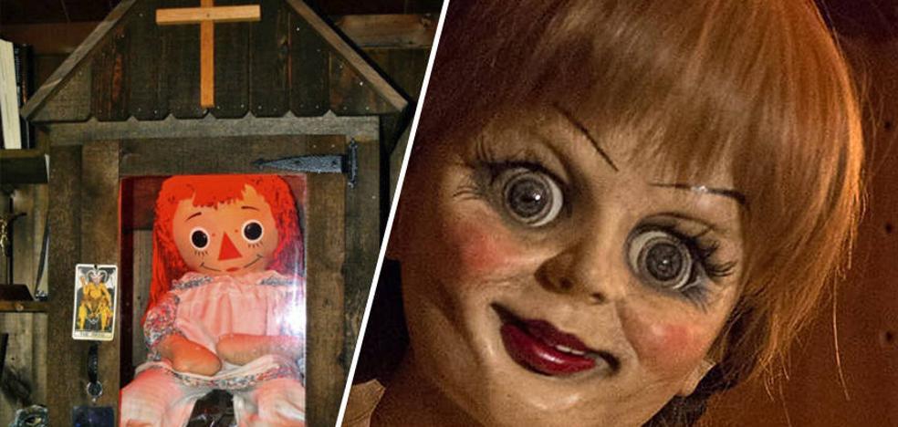 La espeluznante historia de la verdadera muñeca Annabelle
