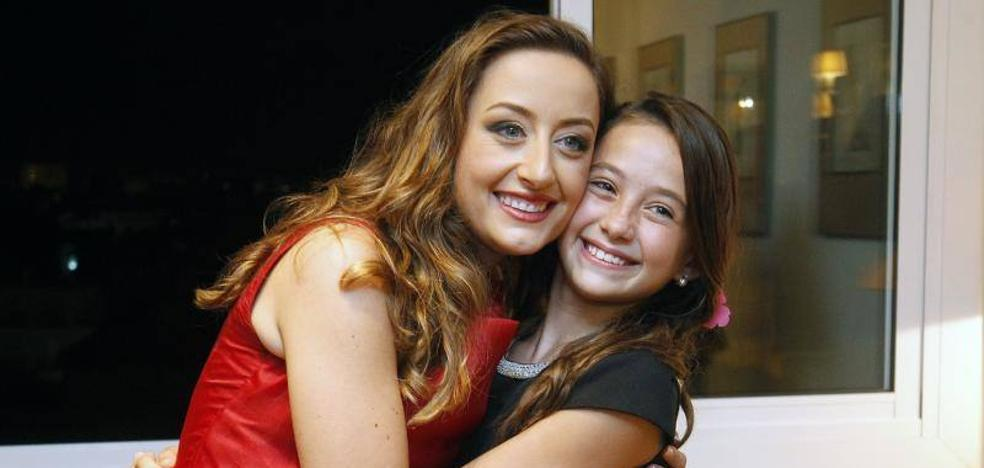 Rocío Gil y Daniela Gómez, falleras mayores de Valencia 2018
