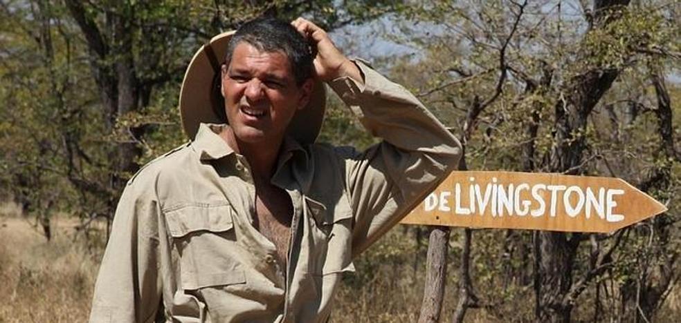 Frank Cuesta regresa a África