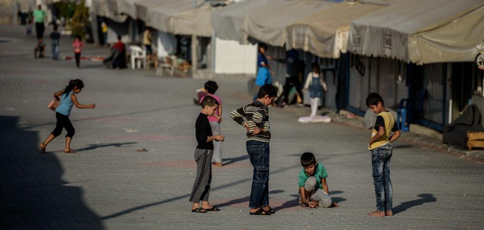 La proliferación de guerras causa el mayor desplazamiento de refugiados desde la contienda mundial