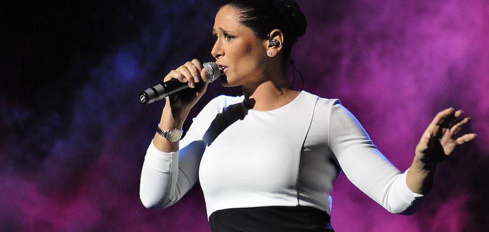 Rosa López, rota de dolor tras una pérdida importante