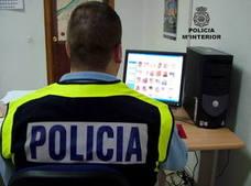 La Policía detiene en Santa Pola a un hombre por pornografía infantil y evita que varias menores fueran acosadas sexualmente