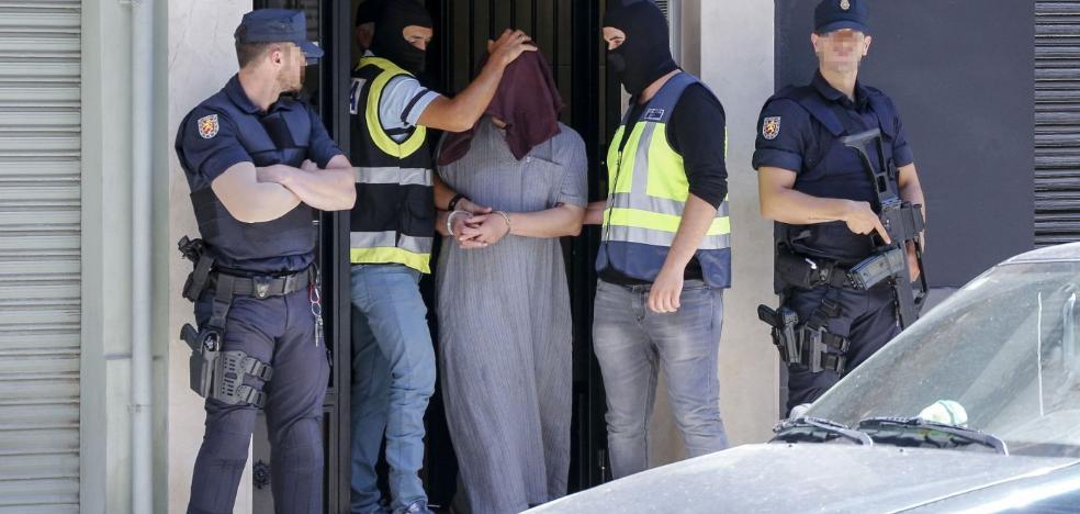 Juzgan a un vecino de Valencia por yihadismo