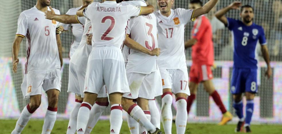 España, de nuevo favorita en el Mundial