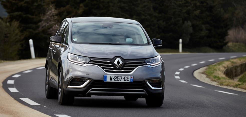 Renault Talisman y Espace Icon